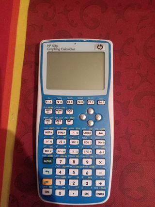 Calculadora HP 50g Azul