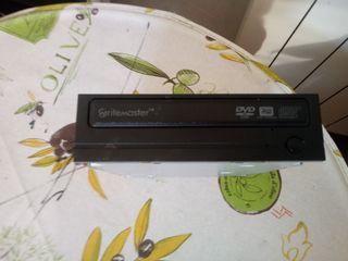 grabador dvd ordenador sobremesa.