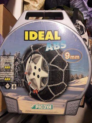 Cadenas para nieve IDEAL ABS