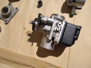 Motor Derbi 4v