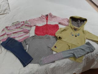 Lote ropa 12 -18 meses