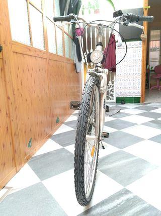 2 Bicicletas; city 5 y montaña