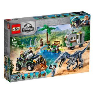 Lego 75935. Jurassic World. Nuevo