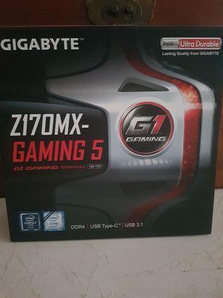 Gigabyte Z170MX-Gaming 5