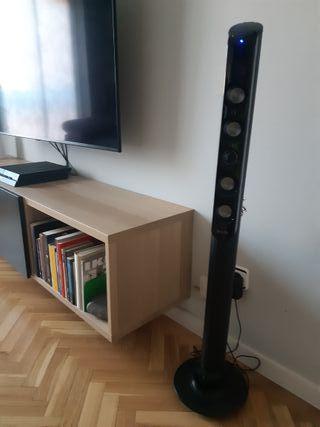 Torre sonido Vieta 60w