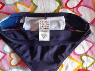 Bañador Adidas Azul