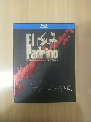 El Padrino Colección Completa en Blu-ray