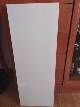 Estante blanco