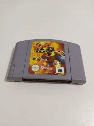 Blast Corps para Nintendo 64