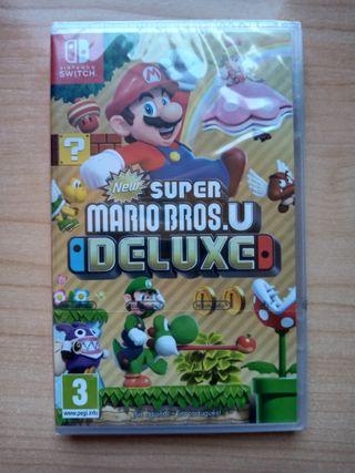 Super Mario Deluxe
