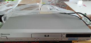 Reproductor de DVD Pioneer