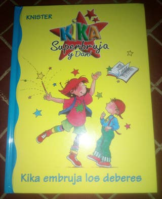 KIKA SUPERBRUJA Pack de 2 libros