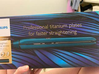 Plancha pelo titanio