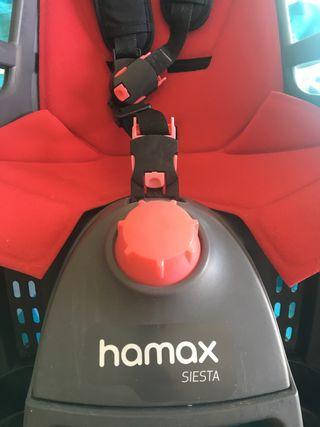 Silla porta bebés Hamax siesta decathlon
