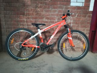 """Bicicleta specialized 26 """" como nueva"""