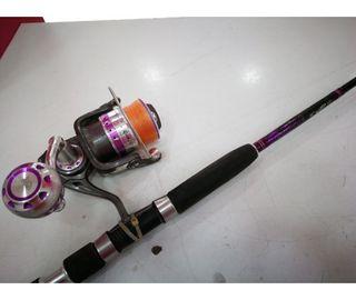 caña de pescar kazoa 5.2