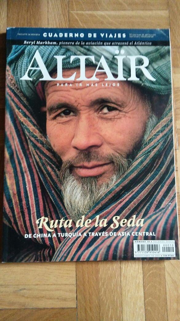 Lote Revistas Altäir