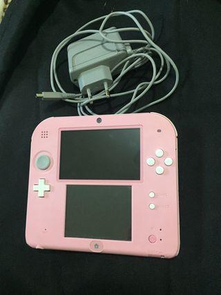 Nintendo 2DS Rosa