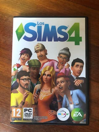 Videojuego Los Sims 4 PC