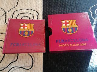 álbum para fotos FCB