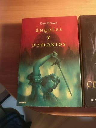 Ángeles y Demonios/ Crepúsculo/ Los juegos del ham