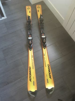 Esquís atomic betacarvx 9.11