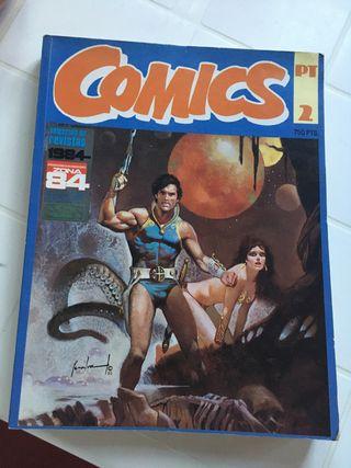 Comics pt 2