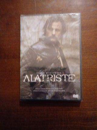 dvd nuevo Alatriste