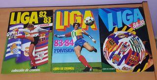 Colecciones Cromos Futbol Años 80