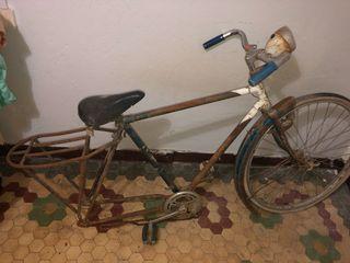 Bicicletas de freno de varillas