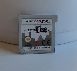 Shifting World Nintendo 3ds/2ds