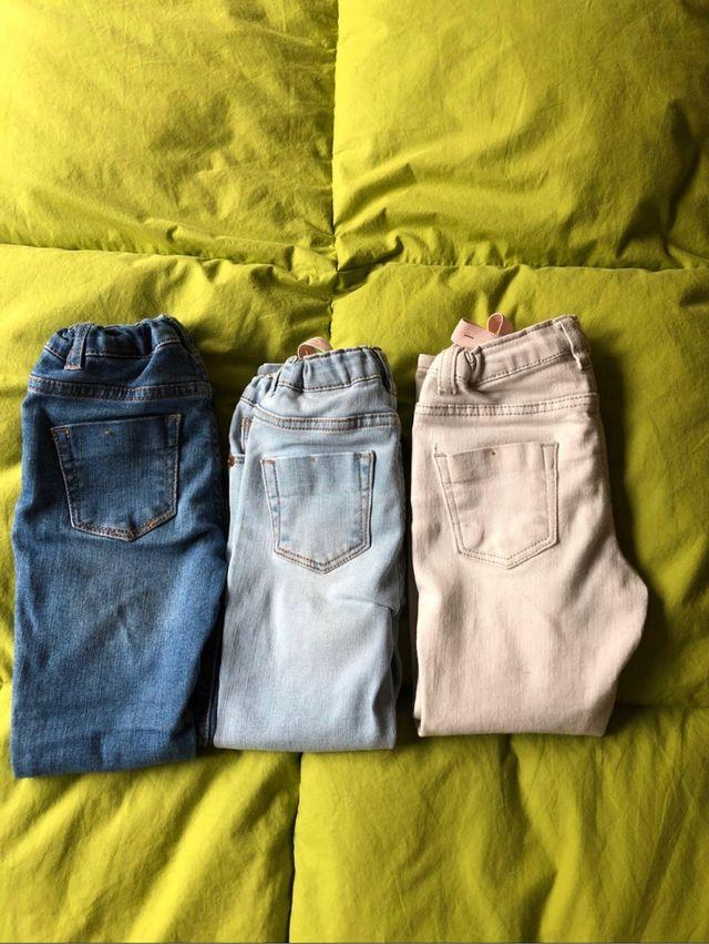 Lote pantalones Zara