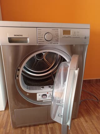 Secadora Siemens A+++ de 8 kg