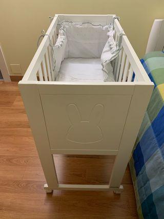 Minicuna Bebé,,, Regalo accesorios