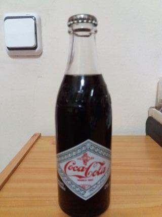 Botella de Coca Cola 29 cl. Mundial de futbol 1982