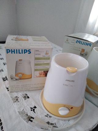 calienta biberón Philips