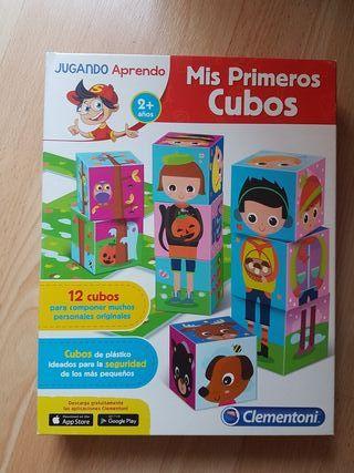 Clementoni - Cubos - Juego Juguete Bebé Niño
