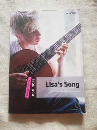Libro de ingles Lisa's Song