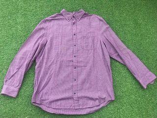 Camisa cuadros XL
