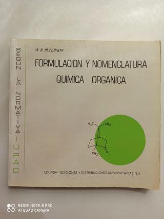 Formulación Química Orgánica Edunda