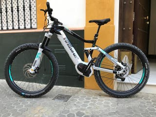 Bici MTB ELÉCTRICA. Haibike FullSeven LT 7.0