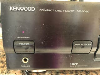 KENWOOD Compact Disc Player