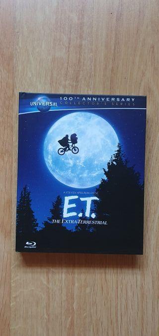 E.T. El Extraterrestre en Blu Ray