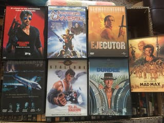 Películas en Dvd