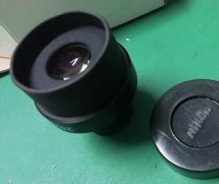 Ocular Nikon RA II 25x