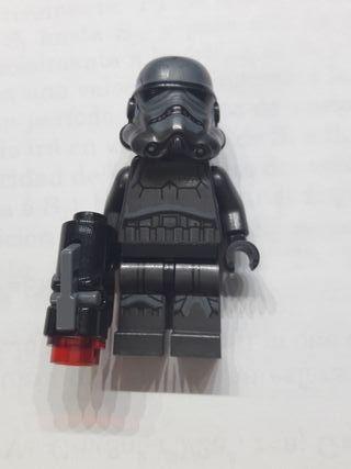 Minifigura Lego.