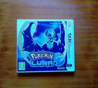 Pokemon Luna Nintendo 3ds 2ds