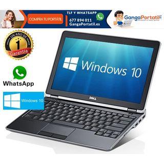 Portátil Dell E6320, i5/8gb Ram/HDMI/cam/SSD/Win10