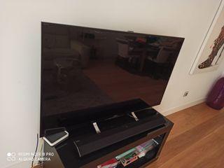 Televisor Sony KLD-55w955b más barra de sonido