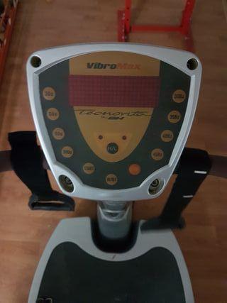 plataforma vibratoria vibro max